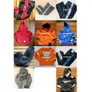 Buy NIKE BOYS 2T TRACK PANTS ~ HOODIE SWEATSHIRTS ~ TOPS ~ 11pc NEW $406 WINTER