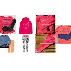 Buy NIKE GIRLS 3T ~ WINTER ~ DRI-FIT LEGGINGS ~ HOODIE SWEATSHIRT ~ 10pc NEW