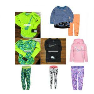 Buy NIKE GIRLS 4T ~8pc Dri-Fit LEGGINGS ~ HOODIE SWEATSHIRTS ~ $248 ~ PINK BLACK