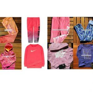 Buy NIKE GIRLS 4T ~ 8pc WINTER CLOTHING ~ DRI-FIT LEGGINGS ~ SWEATSHIRTS $278