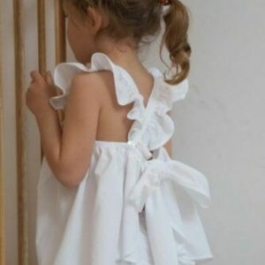 Buy NO SIN VALENTINA - Baby Girl Dress with Bloomer, 3 years - NWT