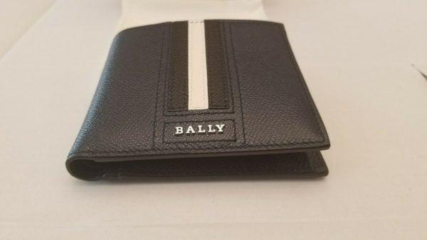 Buy NWT BALLY TEISEL MEN'S BOVINE LEATHER COIN WALLET IN DARK NAVY