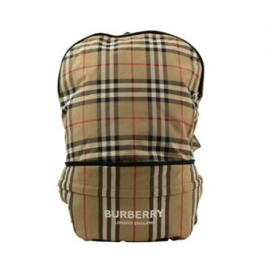 Buy NWT BURBERRY Archive Beige Burberry Convertible Bum Bag Backpack $490