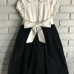 Buy NWT Gymboree HOLIDAY PICTURES sz 10 Black Ivory Dress Tulle Underskirt Bow