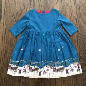 Buy NWT Joules Winter Wonderland Holiday Dress