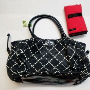 Buy NWT Kate Spade Stevie Large Diaper Bag Sew Be It WKRU1520 Changing Pad $398