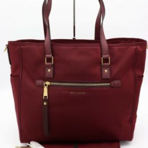 Buy NWT Marc Jacobs Trooper Port Nylon Baby Diaper Bag Tote New $325