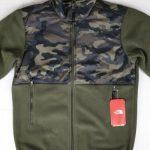 Buy NWT North Face Youth Boys Denali Warm Fleece Jacket, Size XL, Taupe Green