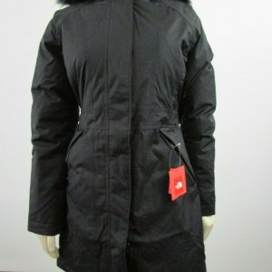 Buy NWT Womens The North Face TNF Arctic Down Parka Warm Winter Jacket - Black