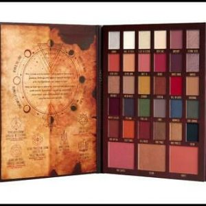 Buy NYX Chilling Adventures Of Sabrina Spellbook Eyeshadow Makeup Palette SOLD OUT
