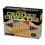 Buy New 503842  Wood Chinese Checkers Game (12-Pack) Action Cheap Wholesale Discount