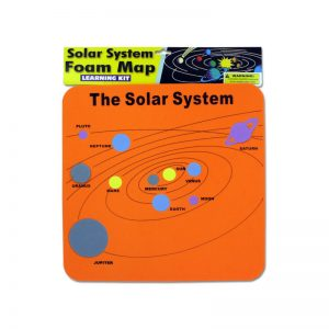 Buy New 602738  Solar System Foam Map Learning Kit (80-Pack) Educational Cheap