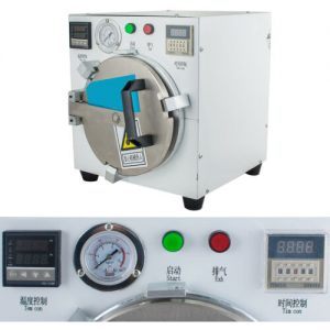 Buy USEFUL AUTOCLAVE AIR BUBBLE REMOVE MACHINE FOR CELL PHONE LCD OCA SCREEN REPAIR
