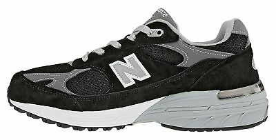 Buy New Balance Women's Classic 993 Running Shoes Black with Grey