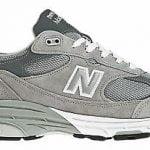 Buy New Balance Women's Classic 993 Running Shoes Grey