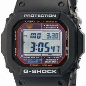 Buy New Casio Casio G Shock Tough Solar Radio Clock Multiband 6 Gw-M5610-1 Rever F/S