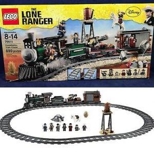 Blocks & Track Toys