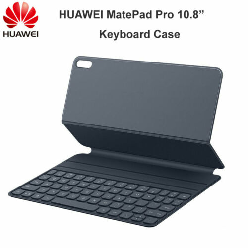 "Buy 10.8"" Keyboard Case Magnetic Adsorption PU Leather Cover for HUAWEI MatePad Pro"