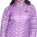 Buy New With Tags Womens North Face Jacket Thermoball Insulated Coat Full Zip