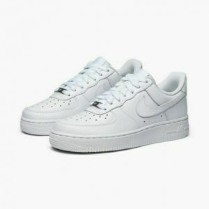 Buy Nike Air Force 1 07 LE Low All Triple White 315115-112 UNISEX SHOES