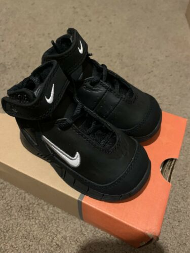 Buy Nike Air Huarache 2K5 Black/Silver DEADSTOCK Kobe Bryant Toddler Size 4.5C-8C