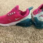 Buy Nike Air Max 270 GS Running Shoes Pink/Teal/White CJ9979-300 Youth Sizes