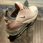 Buy Nike Air Max 270 SE Light Arctic Pink/Grey GS Grade School Size 6.5Y AQ2654 600