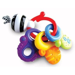 Buy Nuby Teething Keys Case Pack 72