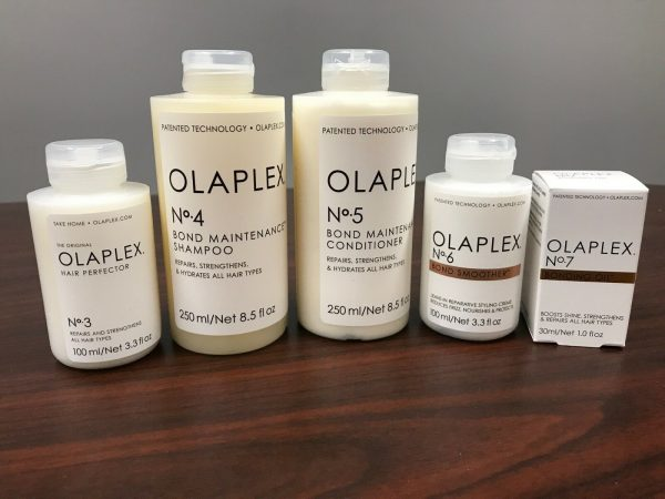 Buy OLAPLEX #3, #4, #5 & #6, #7 - Full Size, Sealed, FREE SHIPPING