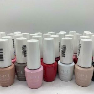 Buy OPI GelColor Gel Polish - LOT OF 30 - 0.25oz / 7.5ml - Randomly Selected Colors