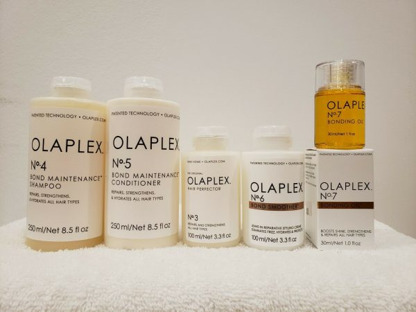 Buy Olaplex NO3, NO4, NO5 , NO6 & NO7- Full SET, Sealed, Guaranteed Authentic !