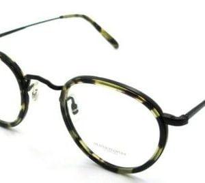 Buy Oliver Peoples Rx Eyeglasses Frames OV1104 5062 MP-2 46-24-148 Tortoise Black