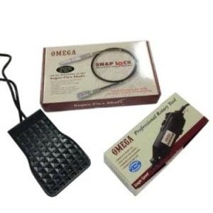 Buy Omega 2-Way w/ Super Flex Shaft Drill Set (3/32 Shank) - Complete set