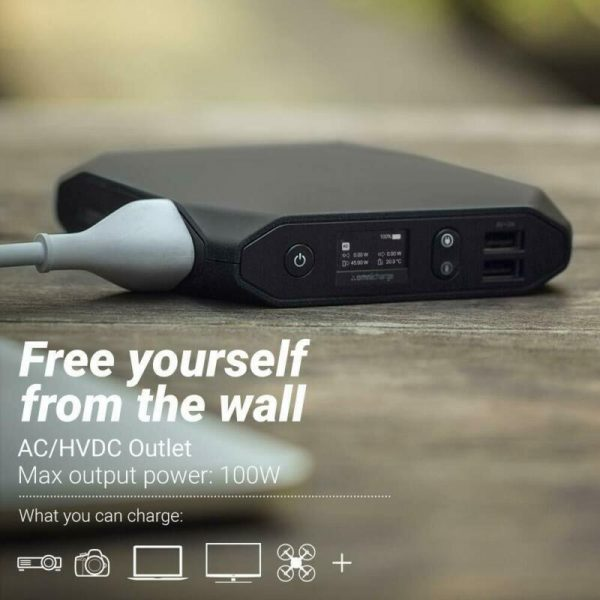 Buy Omni 20+ AC/DC/USB-C/Wireless Charging Portable Power Bank | Battery Pack for La