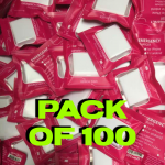 Buy One Time Disposable Charger for iPhone 1000 mAh. PACK OF 100 pcs
