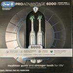 Buy Oral-B ProAdvantage 6000 Power Rechargeable Toothbrush -2pk - New!!!