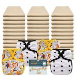 Buy OsoCozy Organic Econ Flat Diaper Packages