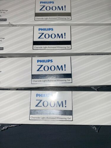 Buy PHILIPS ZOOM  Light-Activated (CHAIRSIDE) Whitening Gel ( 5 )~exp 10/2020❤️