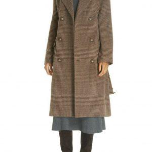 Buy POLO RALPH LAUREN LAMBSWOOL & ALPACA BELTED WOMEN'S COAT NWT
