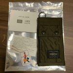 Buy PORTER tanker case Yoshida bag Case for iPhone X XS Olive PORTER RADAR