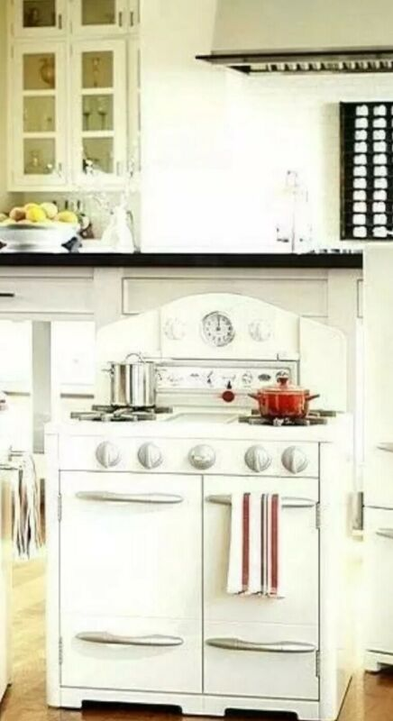Buy POTTERY BARN KIDS Retro Kitchen Oven simply White