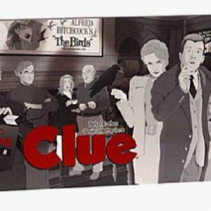 Buy Parker Brothers Clue Alfred Hitchcock Edition