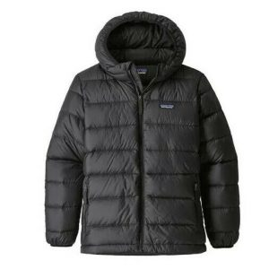 Buy Patagonia Boys Hi Loft Down Hoody Jacket Puffer Jacket Size Medium 10 NEW $179