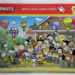Buy Peanuts Snoopy Jigsaw Puzzle 1000 pcs Group Photo Apollo