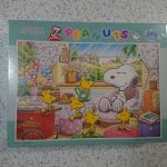 Buy Peanuts Snoopy Jigsaw Puzzle 1000 pcs Windowside Tea Time Apollo
