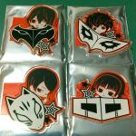 Buy Persona 5 Cool Magnet Wise Goro Hero Amamiya Lotus Yusuke Kitagawa Shin Niijima