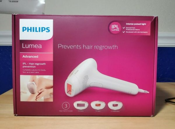 Buy Philips Lumea Advanced SC1999/00 IPL Hair Removal System for Face, Body & Bikini
