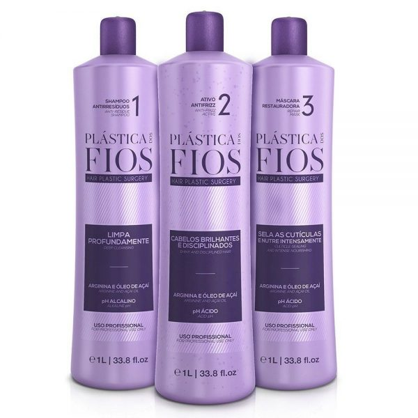 Buy Plastica dos Fios Cadiveu 3 steps 1000mi USA Stock with seal of authenticity