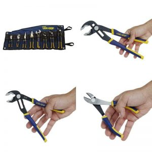 Buy Pliers Set Vise Grips Channellock 8 Piece Locking Hand Tools Repair Workshop Kit