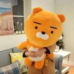 Buy Pop Anime Lion Plush Toys Giant Soft Stuffed Cartoon Animals Lion Pillow gifts